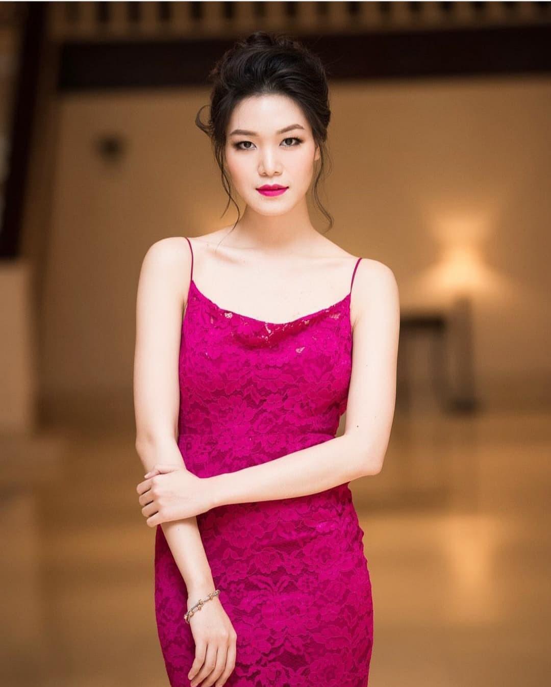 Hoa hậu Việt Nam 2008 Thùy Dung: Từ scandal Hoa hậu học dốt đến ồn ào bị vợ cũ đại gia dằn mặt và hạnh phúc giấu kín ở tuổi 30-9