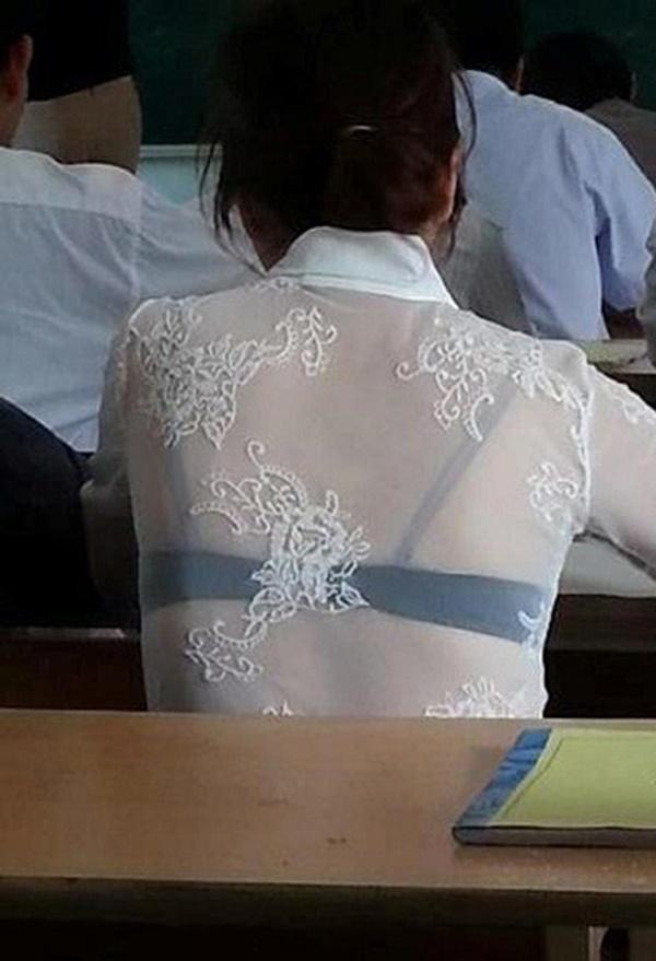Mặc áo dài lộ nội y: Tăng Thanh Hà, Trần Tiểu Vy gây tranh cãi nhất?-11