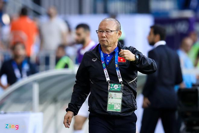 HLV Park: Tôi sai sót khi nhận lời tham dự Kings Cup-1