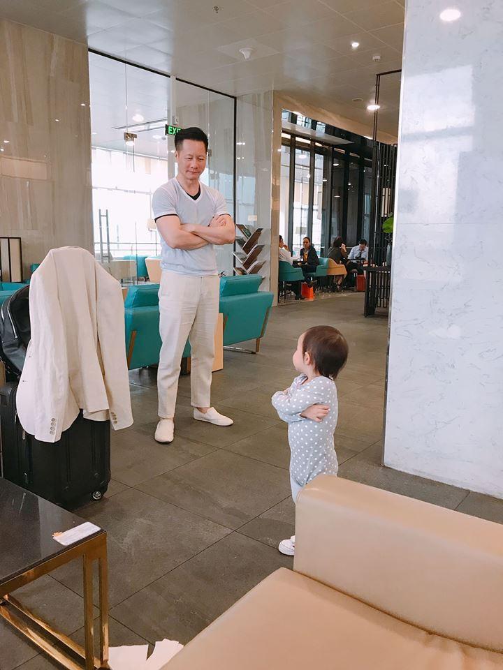 Từng mất kiểm soát chửi bậy trước mặt con trẻ, ông xã Phan Như Thảo rút ra kinh nghiệm khiến bậc cha mẹ phải suy ngẫm-3