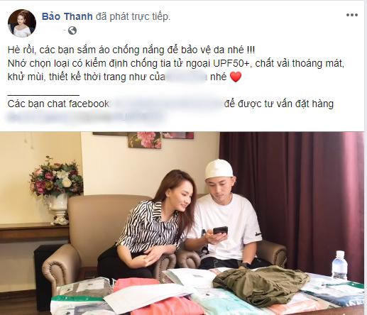 Bảo Thanh vừa đăng livestream thân thiết với bạn diễn Anh Vũ, Quốc Trường Về nhà đi con lập tức ghen lồng lộn, đòi phán xử-1