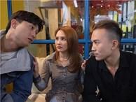 Bảo Thanh vừa đăng livestream thân thiết với bạn diễn Anh Vũ, Quốc Trường 'Về nhà đi con' lập tức ghen lồng lộn, đòi 'phán xử'
