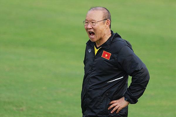 Tuyển Việt Nam: HLV Park Hang Seo nổi giận, vì đâu?-1