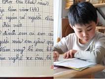 Bài văn của học trò lớp 2 kể về bố và chi tiết khiến ai cũng cảm động