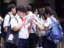 Đề thi Tiếng Anh lớp 10 tại TP HCM khó, nhiều thí sinh buồn bã vì không làm được bài, sợ điểm liệt