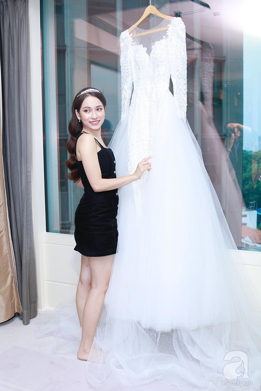 Sara Lưu âu yếm Dương Khắc Linh trong phòng cưới trước giờ G-7