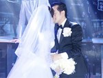 Sara Lưu hạnh phúc viết một câu tiếng Anh ngọt ngào đánh dấu ngày cưới, dân mạng lại cười bò vì chẳng hiểu gì-7