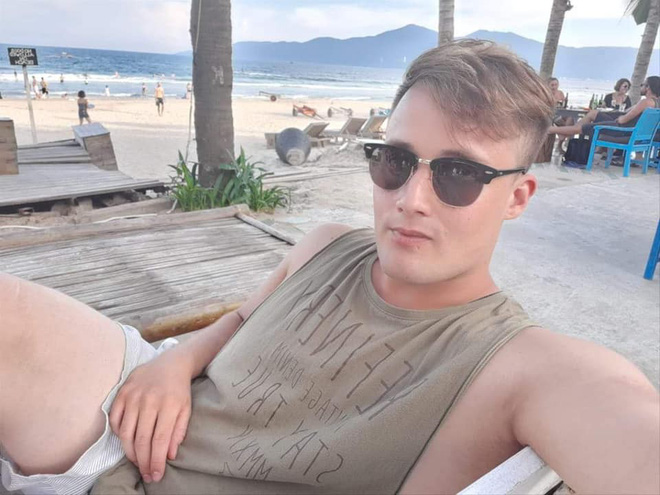 Chàng trai Nam Phi dạy tiếng Anh mất tích bí ẩn ở Việt Nam hơn 2 tuần qua-6