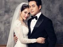 Sara Lưu hạnh phúc viết một câu tiếng Anh ngọt ngào đánh dấu ngày cưới, dân mạng lại cười bò vì