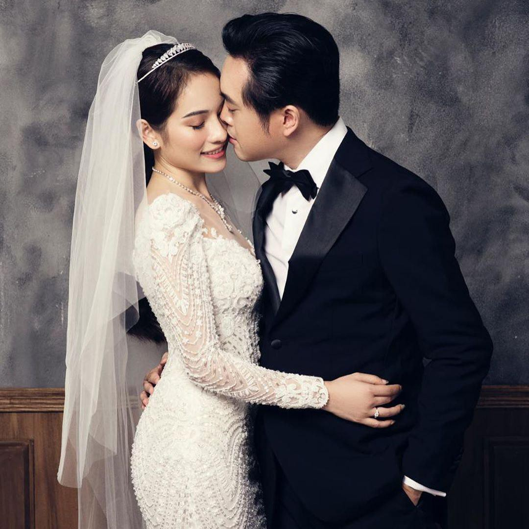Sara Lưu hạnh phúc viết một câu tiếng Anh ngọt ngào đánh dấu ngày cưới, dân mạng lại cười bò vì chẳng hiểu gì-4