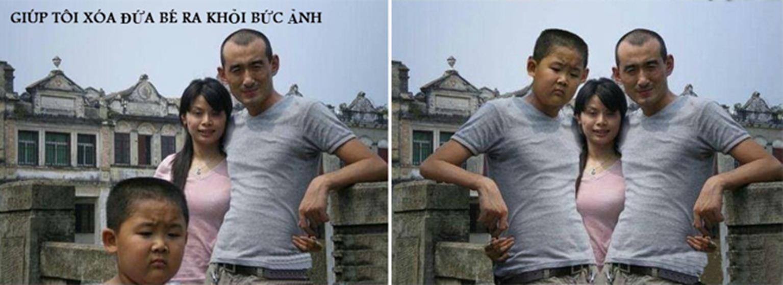 Hậu quả khó quên của việc lên mạng nhờ vả photoshop-4