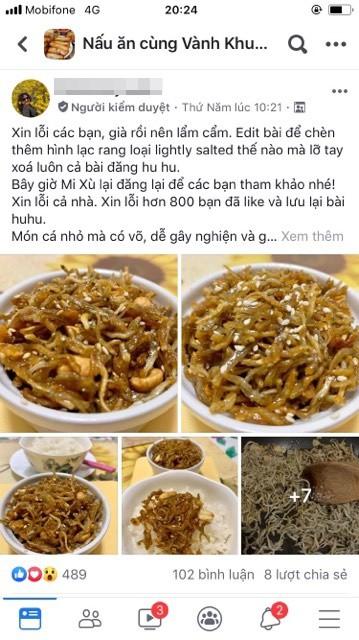 Hóa ra món cá khô rang kiểu Hàn siêu ngon làm chỉ trong 5 phút thôi - bảo sao các mẹ thích đến thế!-1