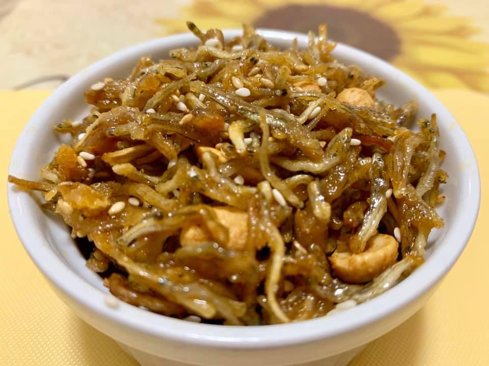 Hóa ra món cá khô rang kiểu Hàn siêu ngon làm chỉ trong 5 phút thôi - bảo sao các mẹ thích đến thế!-5