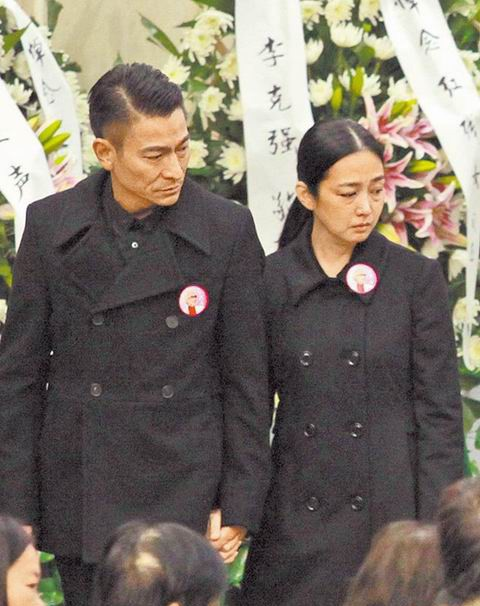 Vợ Lưu Đức Hoa: Đại tiểu thư giàu bậc nhất Malaysia, sống lầm lũi cả đời trong bóng tối vì chồng-4