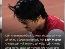Tiền vệ Tuấn Anh: 6 năm trốn chạy kẻ thù và những tấm ảnh film nâng đỡ đôi chân pha lê của bóng đá Việt Nam