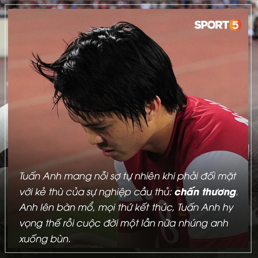 Tiền vệ Tuấn Anh: 6 năm trốn chạy kẻ thù và những tấm ảnh film nâng đỡ đôi chân pha lê của bóng đá Việt Nam-2