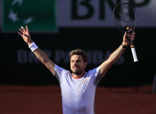 Federer - Wawrinka: Người Thụy Sĩ đại chiến ở Roland Garros-4