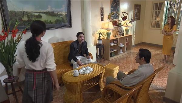 Preview Về nhà đi con (tập 37): Khải xúc phạm Thư trắng trợn trước mặt ông Sơn!-5