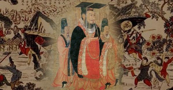 """Kết cục bi thảm của Hoàng đế Trung Hoa sinh nhầm thời đại""""-1"""