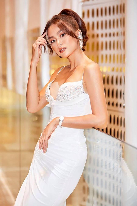 HHen Niê, Lệ Hằng đọ sắc vóc nóng bỏng tại hậu trường chụp ảnh bikini-13