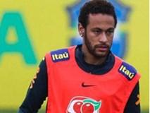 Neymar có nguy cơ ngồi tù vì đăng ảnh nhạy cảm trên MXH