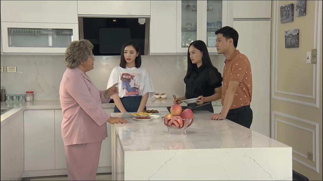 Nàng dâu order tập18: Ở đời chuyện quái gì cũng có thể xảy ra, Em gái mưa không hề đi nước ngoài mà ở Việt Nam làm công việc chẳng ai ngờ-3