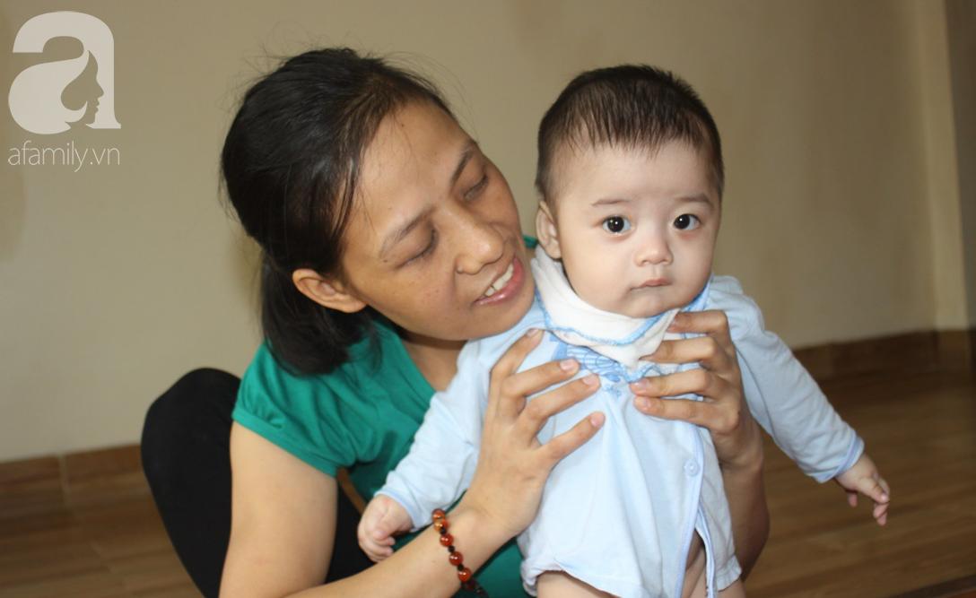 Gặp lại người mẹ mang bầu 5 tháng phát hiện ung thư giai đoạn cuối, chấp nhận mù mắt để con gái nhỏ chào đời-3