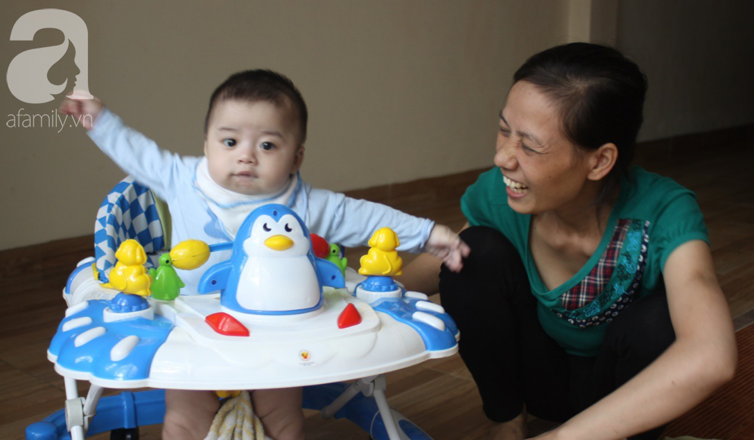 Gặp lại người mẹ mang bầu 5 tháng phát hiện ung thư giai đoạn cuối, chấp nhận mù mắt để con gái nhỏ chào đời-4