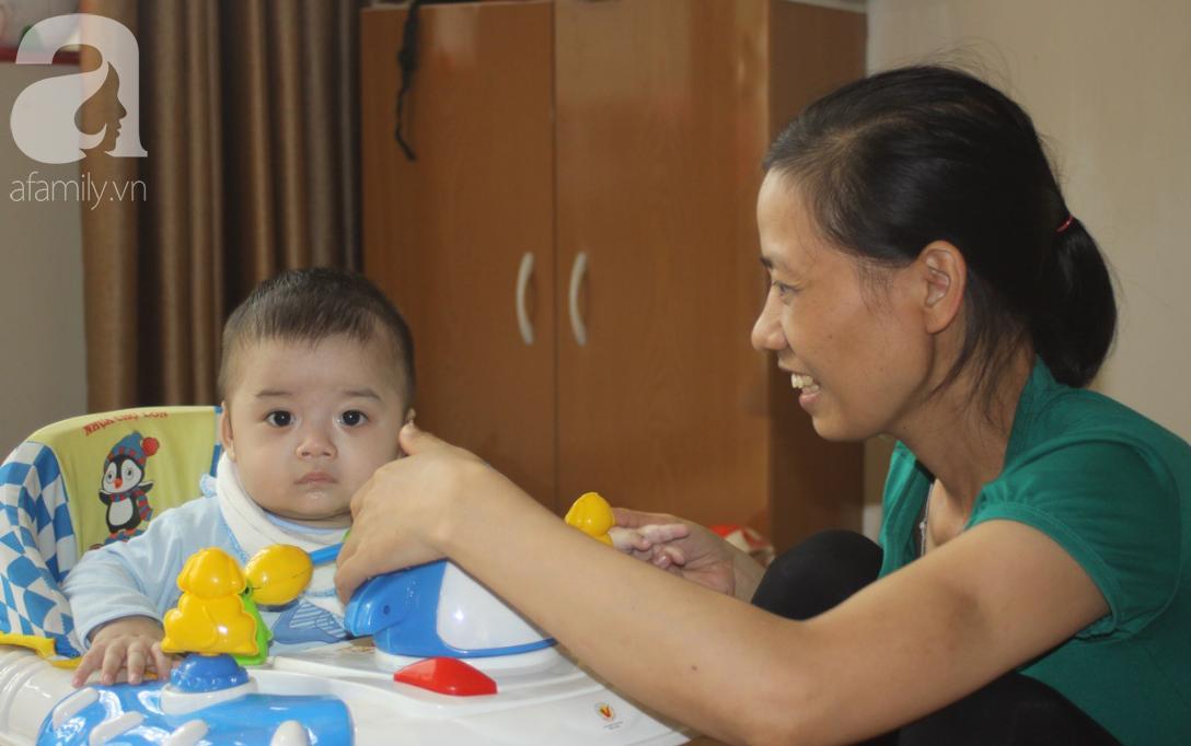 Gặp lại người mẹ mang bầu 5 tháng phát hiện ung thư giai đoạn cuối, chấp nhận mù mắt để con gái nhỏ chào đời-10