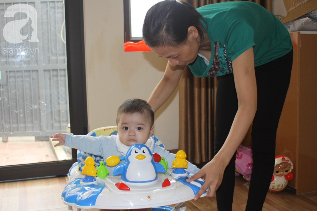 Gặp lại người mẹ mang bầu 5 tháng phát hiện ung thư giai đoạn cuối, chấp nhận mù mắt để con gái nhỏ chào đời-5