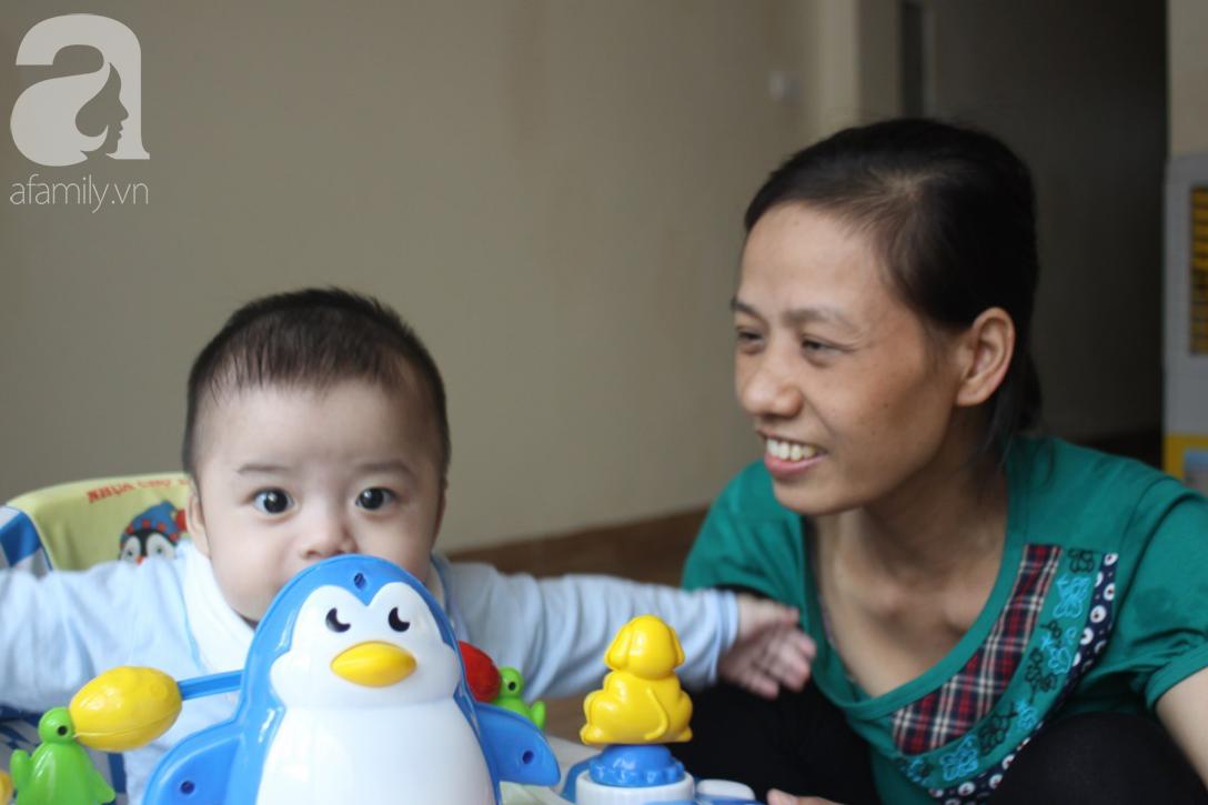 Gặp lại người mẹ mang bầu 5 tháng phát hiện ung thư giai đoạn cuối, chấp nhận mù mắt để con gái nhỏ chào đời-7