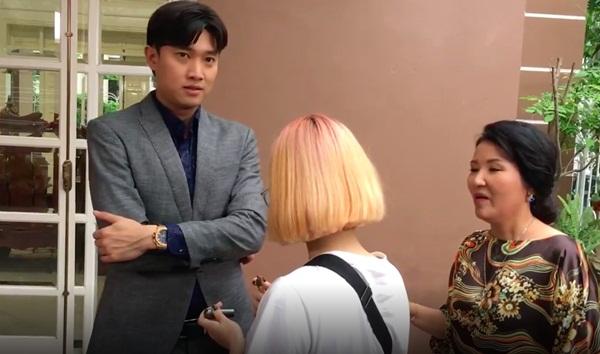 Về nhà đi con dậy sóng: Lộ diện cô gái công khai hôn Vũ nhưng Thư lại không thể đánh ghen-1