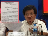 Ông Đoàn Ngọc Hải xác nhận đã nộp đơn xin từ chức ngay trong ngày được bổ nhiệm
