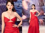 Chưa hết ngán ngẩm vì màn hát live như sắp xỉu của Chi Pu, fan lại chán hẳn với bộ đồ diễn như cô bé đô con-13