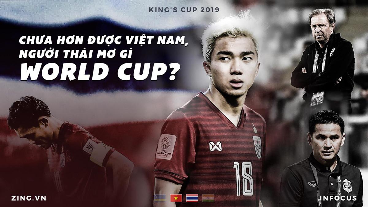 Việt Nam vs Thái Lan - người Thái không thể chấp nhận là số 2?-1