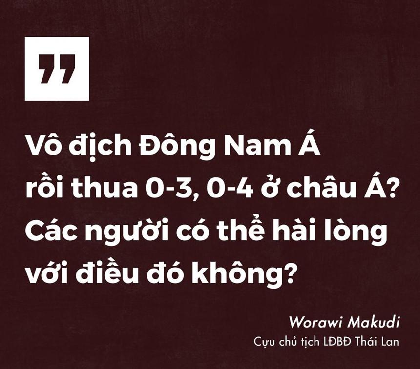 Việt Nam vs Thái Lan - người Thái không thể chấp nhận là số 2?-3