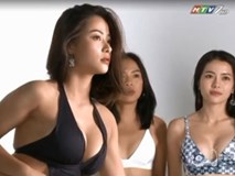 Huyền Thạch cùng dàn hot girl tham gia show phản cảm quay tại Nhật