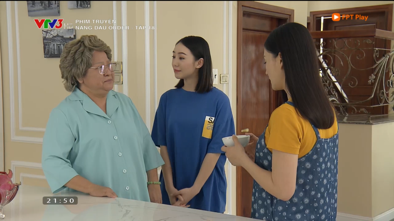 Nàng dâu order: Hãi hùng cảnh em gái mưa ép Lan Phương ăn trứng cả buồng, ăn chuối cả nải để... có con-2