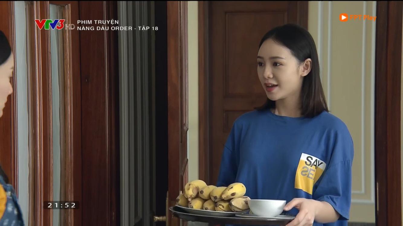 Nàng dâu order: Hãi hùng cảnh em gái mưa ép Lan Phương ăn trứng cả buồng, ăn chuối cả nải để... có con-5