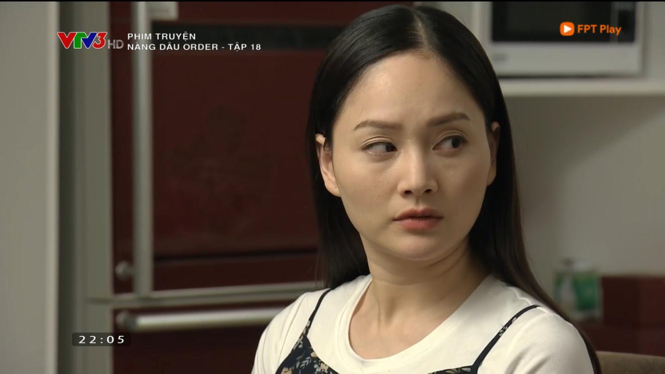 Nàng dâu order: Hãi hùng cảnh em gái mưa ép Lan Phương ăn trứng cả buồng, ăn chuối cả nải để... có con-6