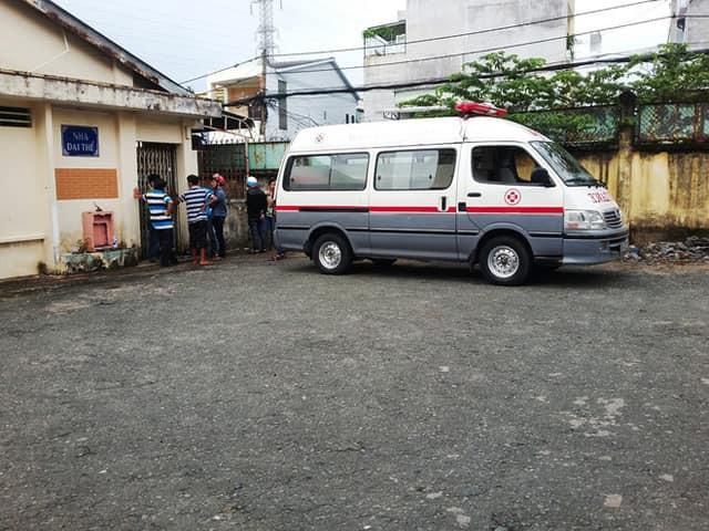 TP.HCM: Bé trai 4 tuổi tử vong tại nhà trẻ, nghi do sặc cháo trong lúc ăn-1