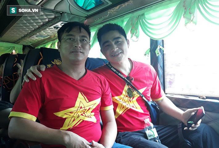 CĐV Việt Nam từ Australia, Lào... đổ bộ Chang Arena, tiếp lửa cho thầy trò HLV Park Hang Seo-2