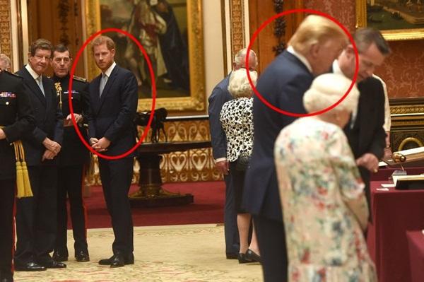 Trước hành động lảng tránh, thô lỗ của Hoàng tử Harry, Tổng thống Trump lần đầu lên tiếng về vợ chồng nhà Meghan Markle-2
