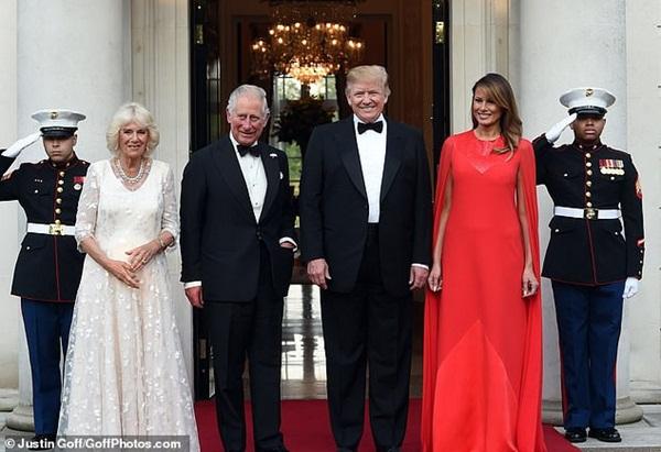 Trước hành động lảng tránh, thô lỗ của Hoàng tử Harry, Tổng thống Trump lần đầu lên tiếng về vợ chồng nhà Meghan Markle-4