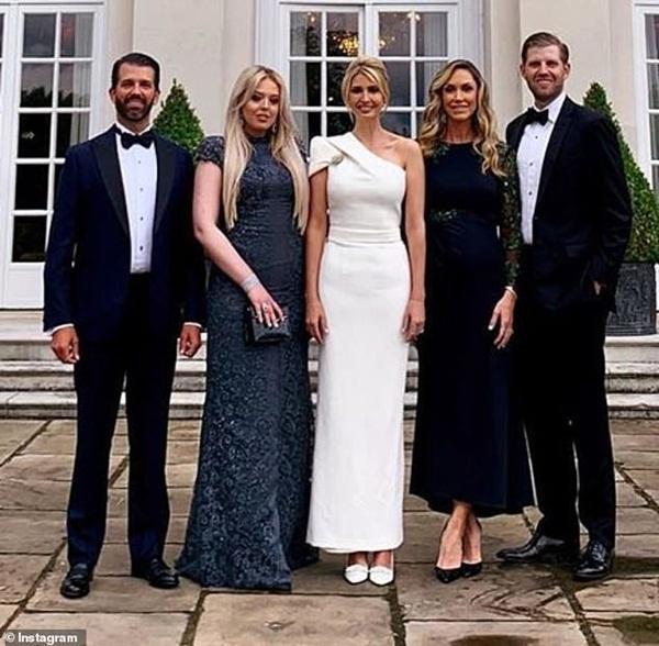 Trước hành động lảng tránh, thô lỗ của Hoàng tử Harry, Tổng thống Trump lần đầu lên tiếng về vợ chồng nhà Meghan Markle-5