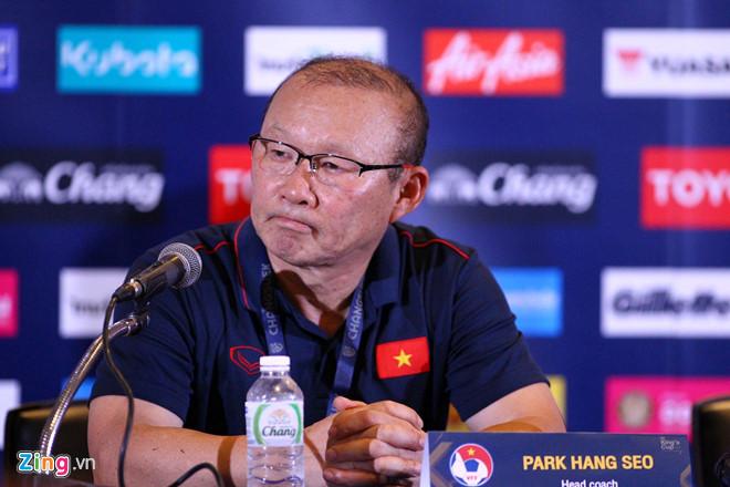 HLV Park: Thắng Thái Lan không phải điều đặc biệt với Việt Nam-1