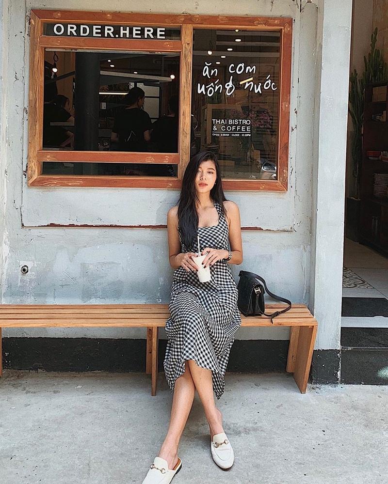 Hương Tràm hết khoe da đẹp đến street style chất lừ ở Mỹ - Sĩ Thanh lên đồ chói chang ngày hè-3