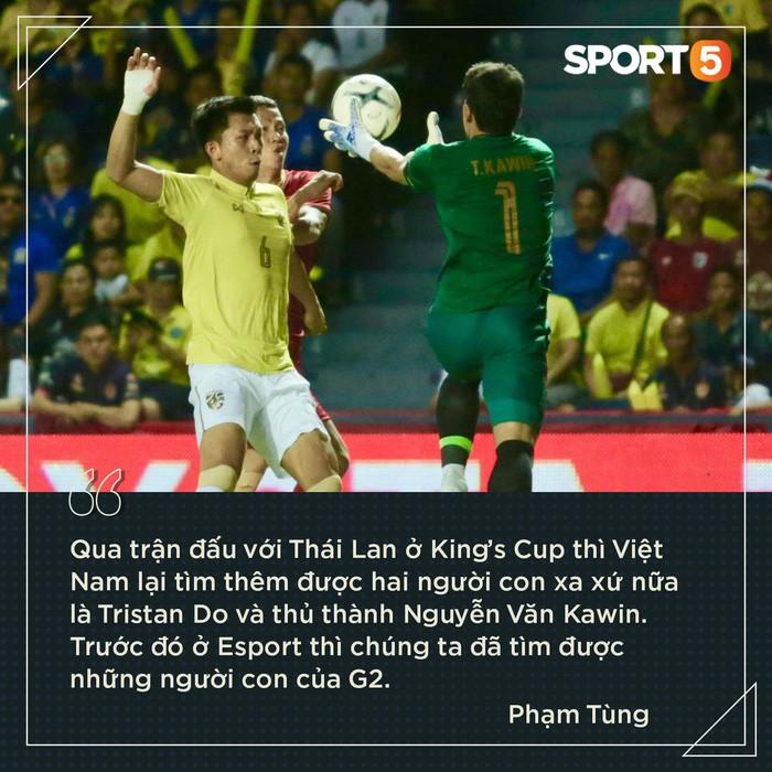 Fan Việt gáy cực mạnh sau chiến thắng Thái Lan: Đọc xong chỉ có bò lăn ra cười-2