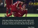 Hài hước: Tiền vệ tuyển Việt Nam bị trọng tài xin lại bụng bầu sau màn ăn mừng kinh điển-15
