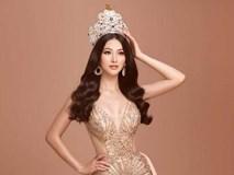 Hoa hậu Trái đất Phương Khánh lại đẹp xuất thần trong bộ ảnh đội vương miện